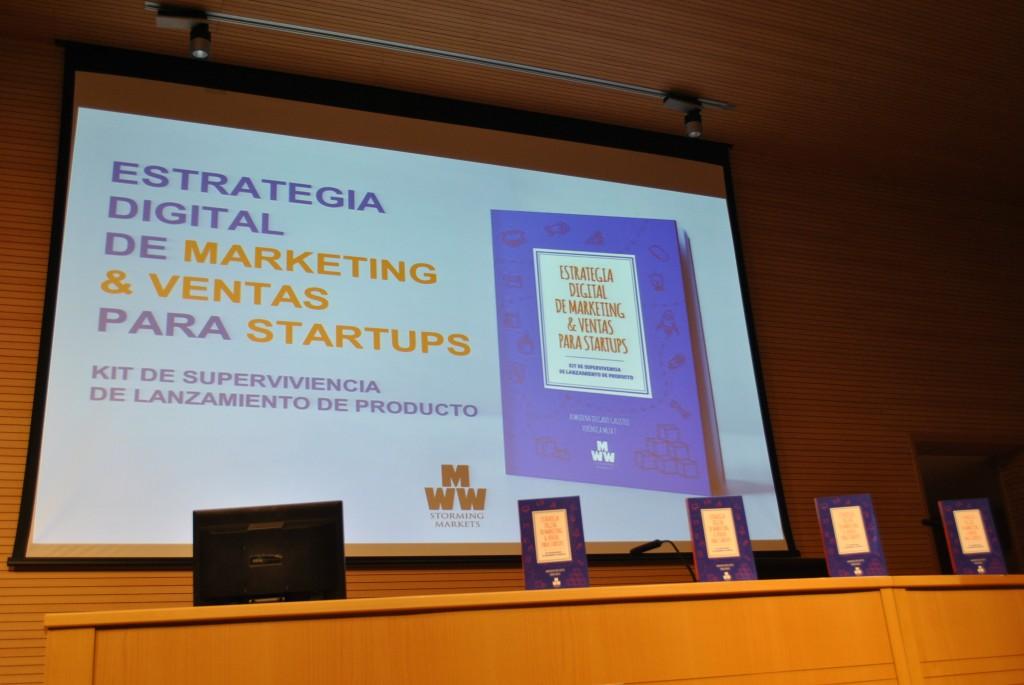 Presentacion de Estrategia Digital de Marketing y Ventas