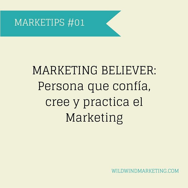 Marketips-Marketing Believer