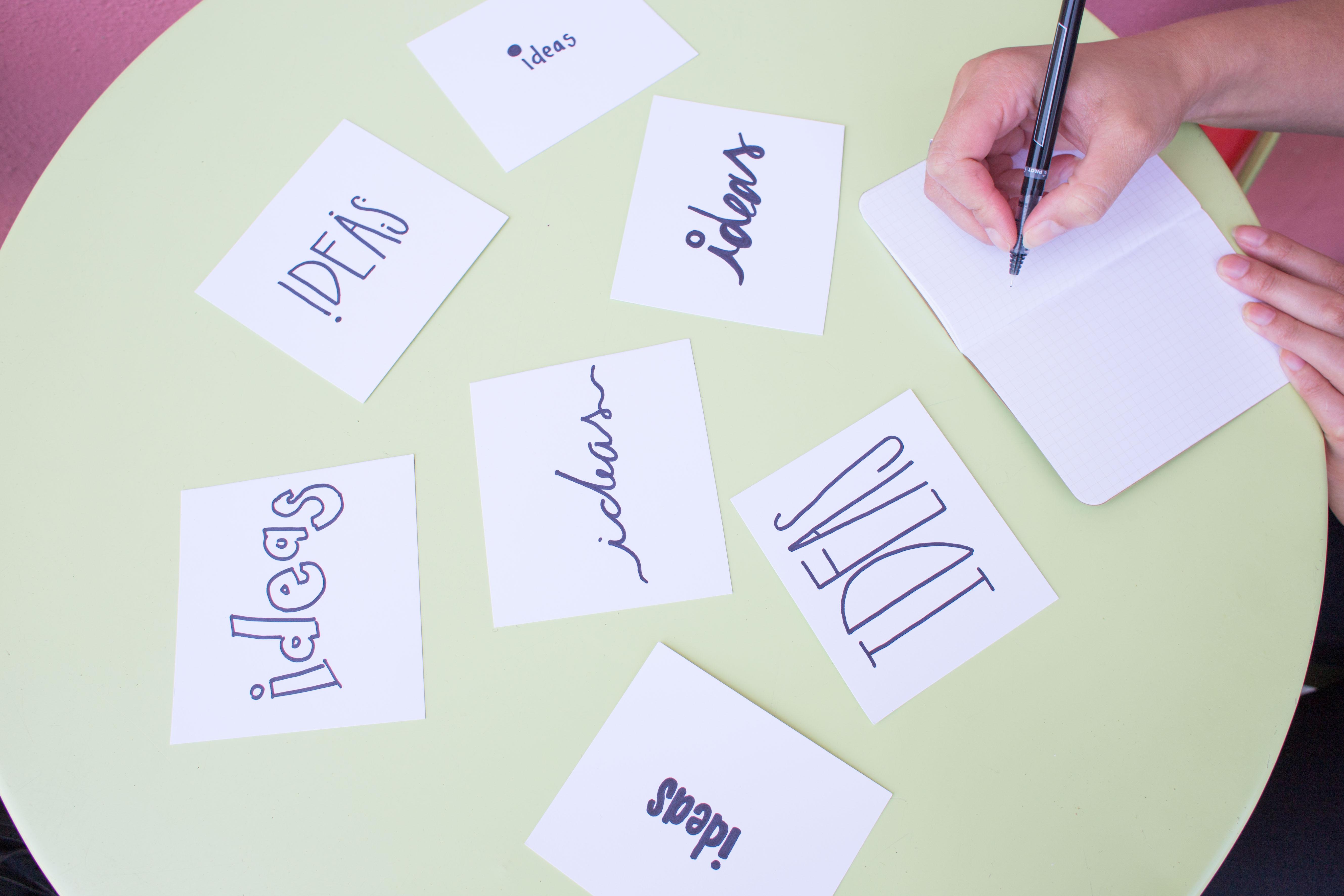 consejos prácticos para comenzar a generar contenido