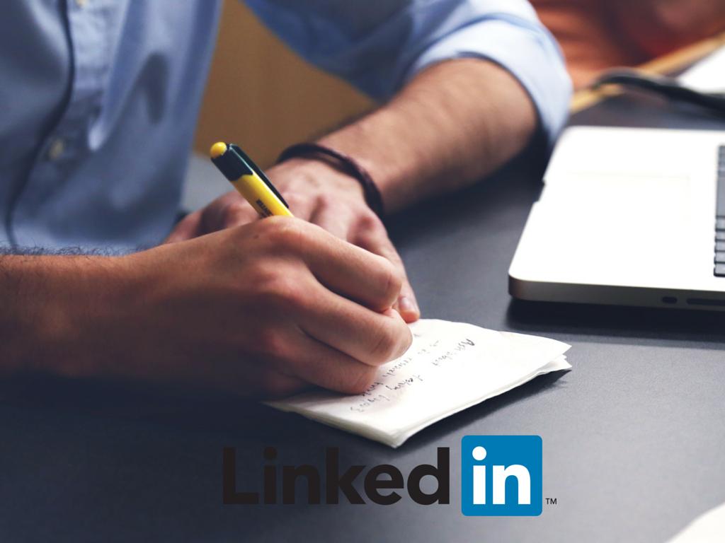 Difusión de contenidos en LinkedIn