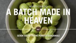 receta del guacamole de chiplote